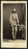 Holz, H (Muenchen) fl 1800s :Portrait of unidentified man