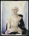 Laing, Elthedreda Janet, 1872-1960 :[Alice Esther Fisher], Mrs F M B Fisher, first wife of F M B Fisher. ca 1935.