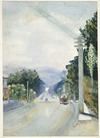 Lloyd, May Carte, fl 1900 :Tinakori road [ca 1900].