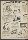 Farmers Trading Company Ltd :Tricycles, scooters & toy cars [1932].