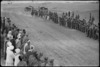 Horse race during race meeting at Tura, Egypt - Photograph taken by W Timmins