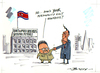 """NORTH KOREA WELCOMES WINSTON PETERS! """"So... How's YOUR personality cult nowadays?"""" 11 November 2007"""