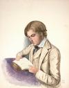 Greenwood, Sarah 1809-1889 :Portrait of my second son Frederick Daw Greenwood. Mar[ch] 10 1852.