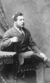 Bassano, Alexander, 1829-1913 :William Hort Levin, 1845-1893