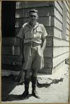 Sergeant John Daniel Hinton VC - Photograph taken by an official photographer