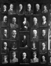 Politicians of the National ministry of 1915-1919