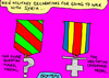 Bromhead, Peter, 1933-:'New military decorations for going to war with Syria...' 2 September 2013