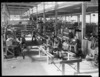 Car factory interior