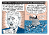 Murdoch, Sharon Gay, 1960- :Jamie Whyte, big brainy head of the inaction party. 2 April 2014