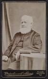 Wrigglesworth & Binns (Wellington) fl 1874-1900 :Portrait of William Williams