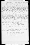 Letter from Tiemi Whakahoehoe to McLean