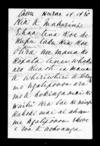 Letter from Kapene Tuhaka to McLean