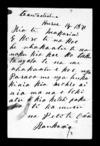 Letter from Peti Te Owai Raukawa to McLean