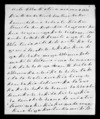 Letter from Hirini Takamoana to McLean