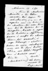 Letter from Karanama Te Kapukaiota to McLean