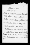 Letter from Hone Topi to McLean