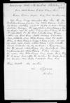 Letter from Ahipene Ruru to McLean