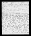 Letter from John Topi to George Grey