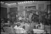 Italian musicians and singers performing in the New Zealand Forces Club in Florence, Italy, during World War 2