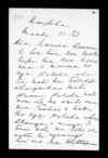 Letter from Whitiora to Colonel Lyon (with translation)