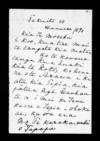Letter from Manuhiri to Te Morehu