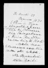 Letter from Manuwhiri to Ruihi