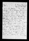 Copy of letter from Te Kaiaka to Te Apiha, Te Keepa and Hohepa Tamamutu