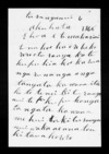 Letter from Paora Parau to McLean