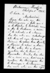 Letter from Aihe to McLean