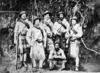 Armed constabulary group in bush clothing, Pukearuhe