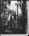 Creator unknown : Photograph of a monument to John Robert Godley, Christchurch