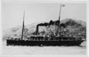 Creator unknown : Photograph of the steamship Penguin, Wellington Harbour