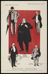 Bowring, Walter Armiger 1874-1931 :Political sketches - Christchurch ; Phineas Selig for the Christchurch Press Co. Ltd 1903
