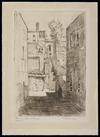 McCormack, Thomas Arthur, 1883-1973 :Terrace Steps, Wellington [1930s?]
