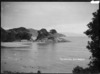 View of Pa Point, Tryphena Bay, Great Barrier Island
