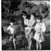 Scenes of children in the King Country