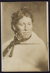 Photographer unknown :Portrait of unidentified woman