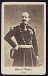 Photographer unknown :Portrait of General Trochu
