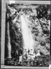 Dawson Falls, Mount Taranaki - Photograph taken by David Duncan