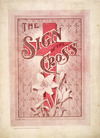 """Souvenir [of the play] of """"The sign of the Cross"""" / C E Long. [Cover. Melbourne, 1898]."""