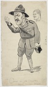 Thompson, Ernest Heber, 1891-1971 :Come on you Diggers. 'Digger' Winton, Codford [1914-1916]
