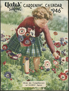 Arthur Yates & Co. Ltd, Auckland :Yates spring gardening calendar 1946 [Front cover].
