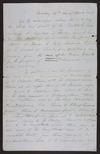 St George, John Chapman, 1844-1869: Draft lease agreement