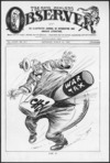 Blomfield, William, 1866-1938 :Oh £!. New Zealand Observer, 13 March 1915 (front page).