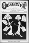 Blomfield, William :Broken Away on Account of Discord. The Observer, 19 November 1910.
