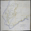 [Girdlestone, Hubert Earle, 1879-1918] :Topographical plan Pencarrow Dist [ms map]. [ca.1911].