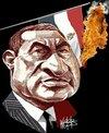 Hosne Mubarak. 31 January 2011