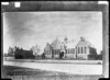 Ashburton High School and Rectory - Photograph taken by A.W.H.