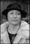 Portrait of Dr Erihapeti Rehu Murchie - Photograph taken by Stuart Ramson