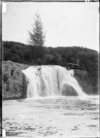 Okete Falls, Raglan, July 1910 - Photograph taken by Gilmour Brothers
